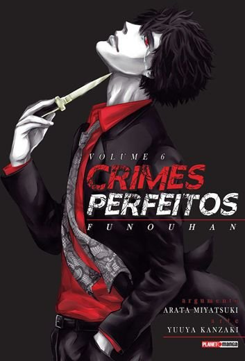 Crimes Perfeitos : Funouhan - Volume 6