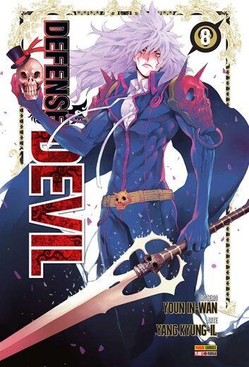 Defense Devil - Edição 8