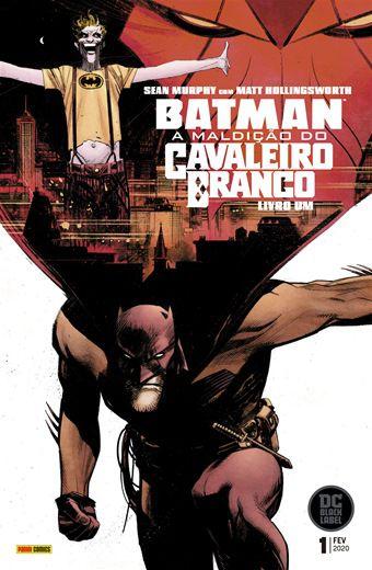 Batman: A Maldição do Cavaleiro Branco - Edição 1