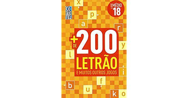 + de 200 Letrão: Nível Médio
