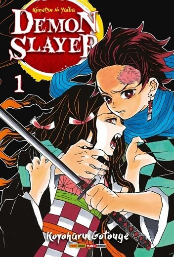 Kimetsu no Yaiba: Demon Slayer - Volume 1