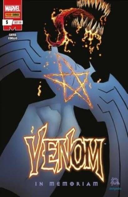 Venom: In Memoriam - volume 5