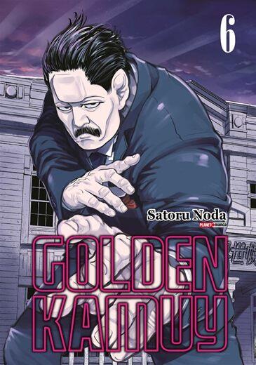Golden  Kamuy - Volume 6