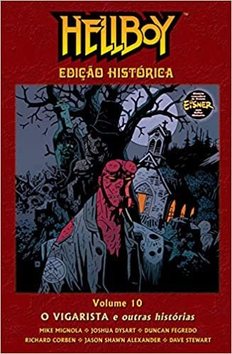 Hellboy Edição Histórica - Volume 10 - O Vigarista