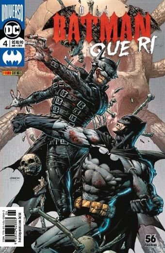 Batman Que Ri : Volume 4