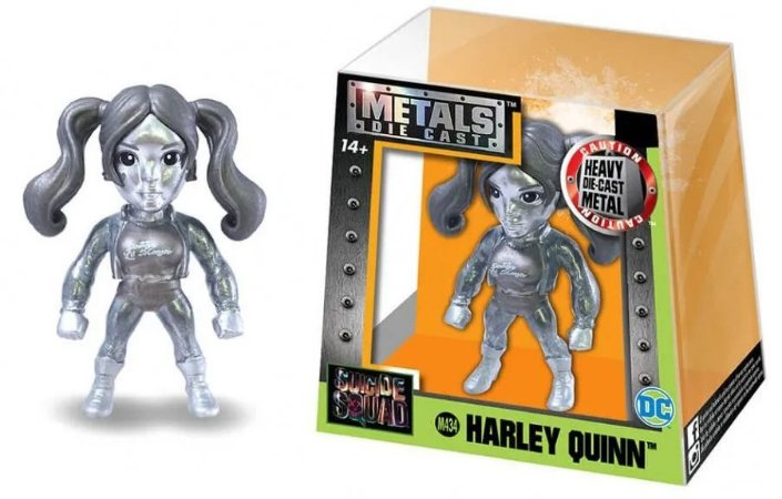 Metals Harley Quinn