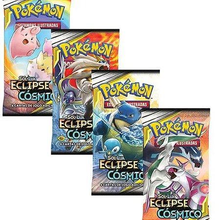 Pokemon Sol e a Lua-Eclipse Cósmico