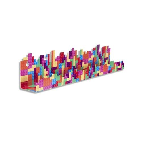 Suporte de aço prateleira pixel