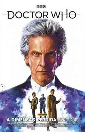 Doctor Who: Dimensão Perdida - Livro Dois