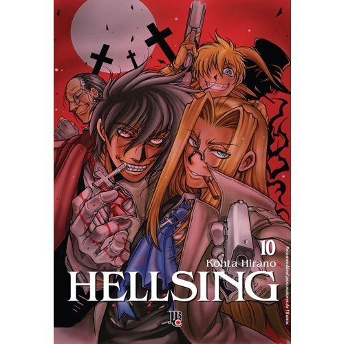 Hellsing Especial - Vol. 10