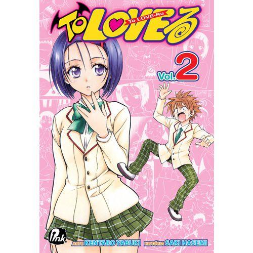 Livro - To Love Ru - Vol. 2
