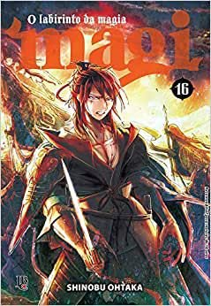 Magi - O labirinto da magia - Volume 16
