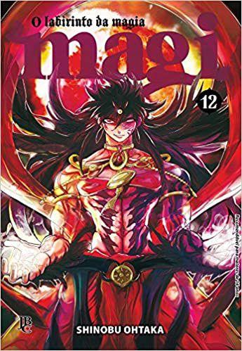 Magi - O labirinto da magia - Volume 12