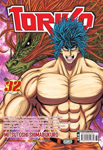 Toriko - Edição 32