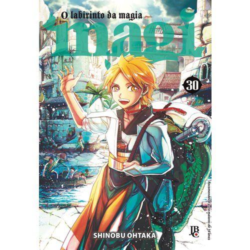 Magi: O labirinto da magia - Vol. 30