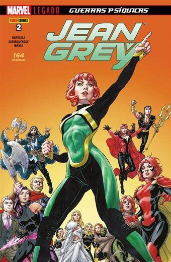 Jean Grey - Edição 2
