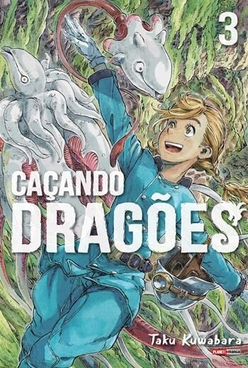 Caçando Dragões - 3