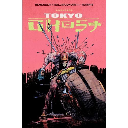 Livro - Tokyo Ghost