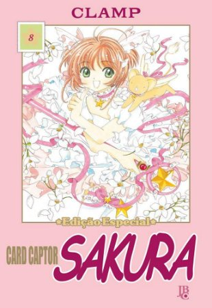 Cardcaptor Sakura Especial - Volume 8