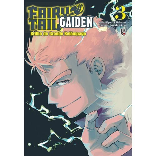 Fairy Tail Gaiden - Volume 3