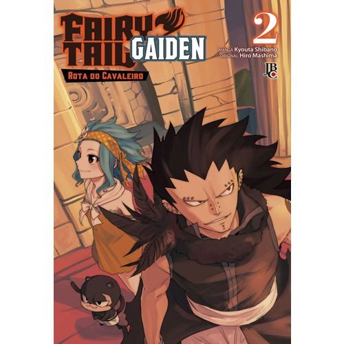 Fairy Tail Gaiden - Volume 2