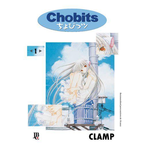Chobits - Edição 1