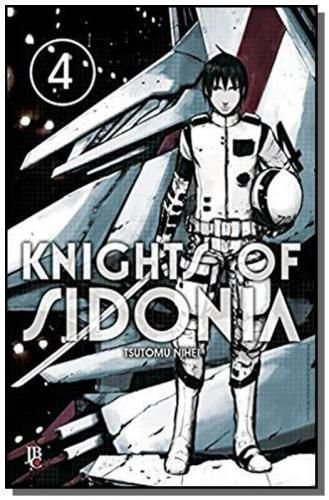 Knights of Sidonia - Volume 4