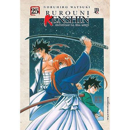 Rurouni Kenshin: Crônicas Da Era Meiji - Volume 25