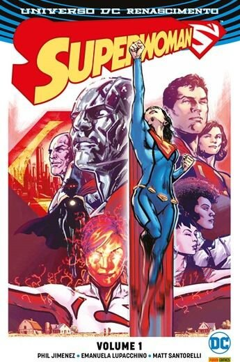 Superwoman: Renascimento - Volume 1