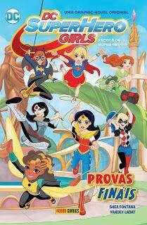 Super Hero Girls: Escola de Super-Heróis
