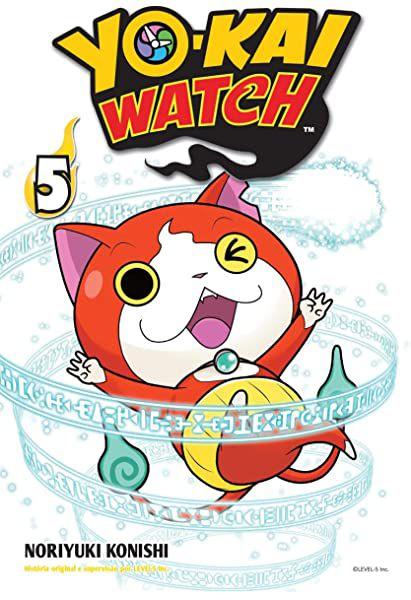 Yo-kai Watch - Volume 5