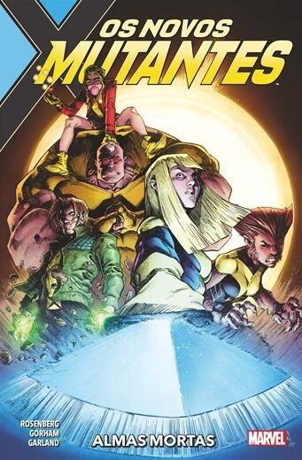 Novos Mutantes: Almas Mortas