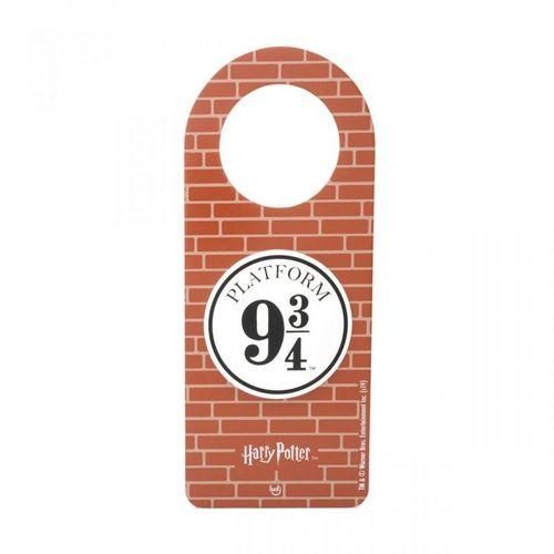 Aviso de Porta Harry Potter