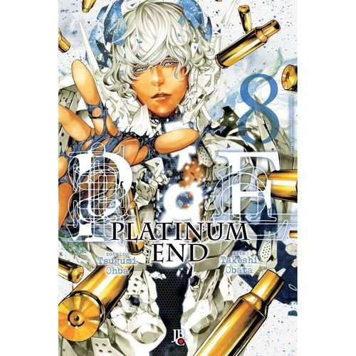 Platinum End - Vol. 8 - 1ª Ed