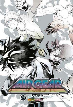 Air Gear - Edição 37