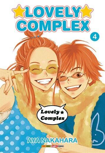 Lovely Complex - Edição 4
