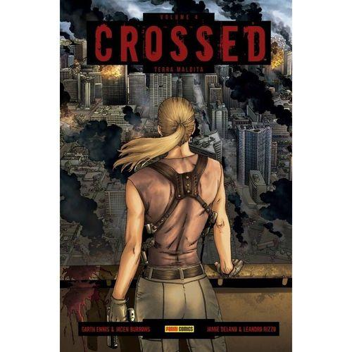 Crossed - Vol.4 - Terra Maldita