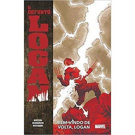 O Defunto Logan - Volume 2