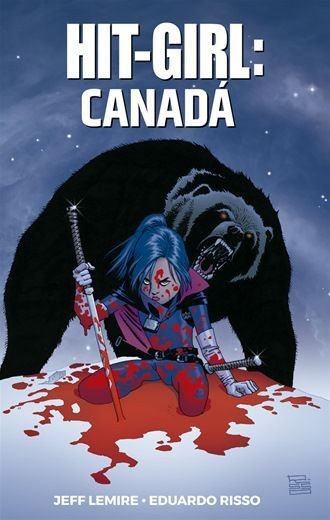 Hit-Girl: In Canada
