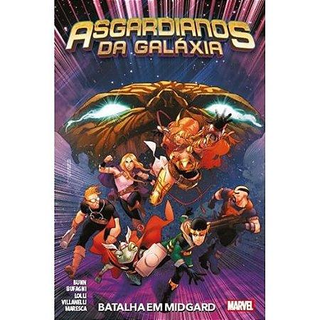 Asgardianos da Galáxia - 2