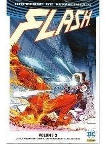 Flash - Renascimento Dc - 3