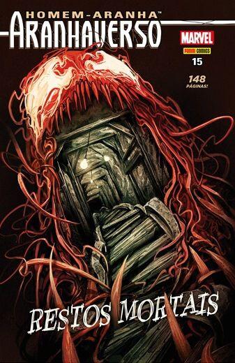 Homem-Aranha: Aranhaverso - Edição 15 Restos mortais
