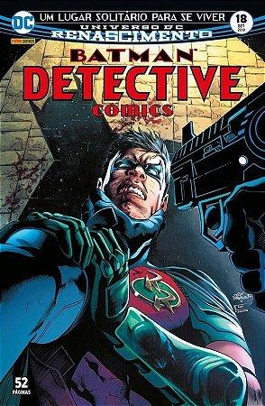 Detective Comics: Renascimento - Edição 18