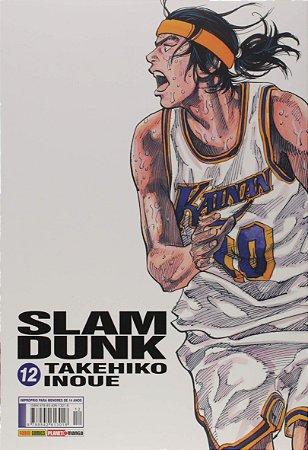 Slam Dunk - Edição 12