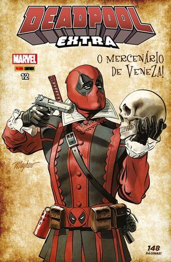 Deadpool Extra - Edição 12 - O Mercenário de Veneza