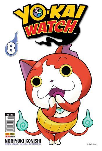 Yo-Kai Watch - Edição 8