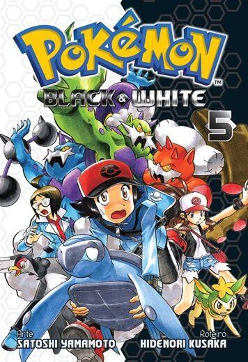 Pokémon - Black & White - Edição 5