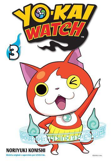 Yo-Kai Watch - Edição 3