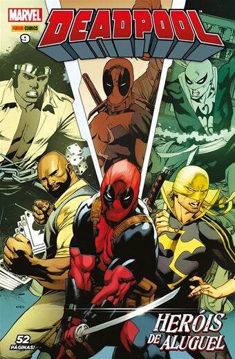 Deadpool - Edição 9