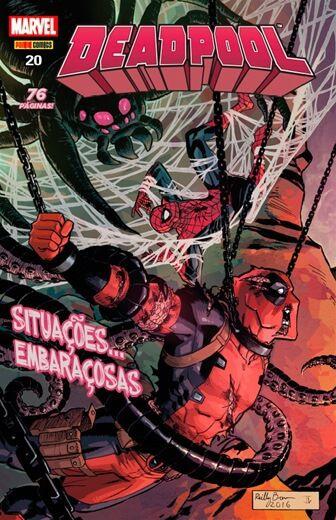 Deadpool - Edição 20